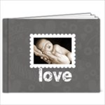 100% love monochrome  bragbook new 7 x 5 - 7x5 Photo Book (20 pages)