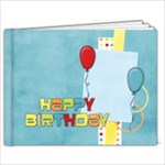 Happy Birthday 7x5 - 7x5 Photo Book (20 pages)
