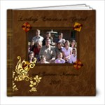 Lindsey scrapbook - 8x8 Photo Book (20 pages)