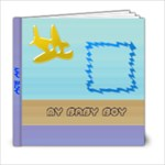 Baby boy book 6x6 - 23 pages - 6x6 Photo Book (20 pages)
