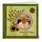 Grammas 100th BD - 8x8 Photo Book (20 pages)