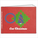 Christmas 7x5 photo book - 7x5 Photo Book (20 pages)