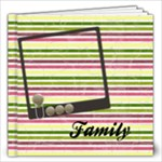 FAMILY BOOK  12X12 - 12x12 Photo Book (20 pages)