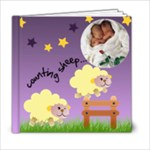 SWEET DREAMS 6x6 - 6x6 Photo Book (20 pages)