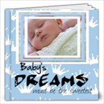 Baby blue 12X12 - 12x12 Photo Book (20 pages)