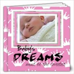 Baby pink 12X12 - 12x12 Photo Book (20 pages)