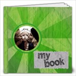 My book 12X12 - 12x12 Photo Book (20 pages)