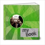 My book 6X6 - 6x6 Photo Book (20 pages)