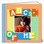 ABC s OF ME 12X12 - 12x12 Photo Book (20 pages)