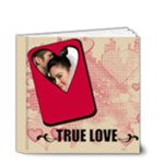 TRUE LOVE 4x4 DELUXE - 4x4 Deluxe Photo Book (20 pages)