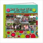 All For Kids Book 2 April 2009-August 2010 - 6x6 Photo Book (20 pages)
