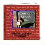 Mikayla 1st grade - 6x6 Photo Book (20 pages)