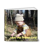 Brayden - 4x4 Deluxe Photo Book (20 pages)