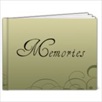Memories - 7x5 new edition - 7x5 Photo Book (20 pages)