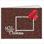 Merry Christmas - 7x5 new edition - 7x5 Photo Book (20 pages)