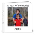 2010 - 8x8 Photo Book (30 pages)