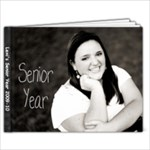 Lexi Senior Year - 7x5 Photo Book (20 pages)