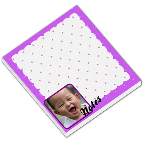 Purple Notes   Memopad By Carmensita   Small Memo Pads   Xon9xgmpaot4   Www Artscow Com