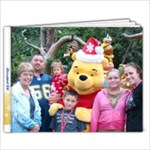 disneyland grandma2010 - 9x7 Photo Book (39 pages)