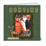 Deer Hunting 2010 - 6x6 Photo Book (20 pages)