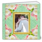 I do - 8x8 photo book green - 8x8 Deluxe Photo Book (20 pages)