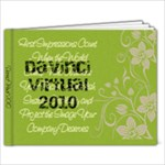Holiday Book 2010 - Custom - 7x5 Photo Book (20 pages)