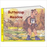 Buttercup Meadows - 9x7 Photo Book (20 pages)