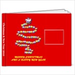 Christmas & New Year - 7x5 Photo Book (20 pages)