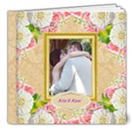 I do - 8x8 photo book tan - 8x8 Deluxe Photo Book (20 pages)