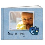 My baby boy  - 7x5 new edition - 7x5 Photo Book (20 pages)