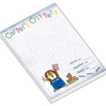 carter - Large Memo Pads