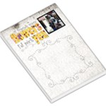 friends memo pad - Large Memo Pads