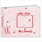 My Love, My Family 7x5 20p - 7x5 Photo Book (20 pages)