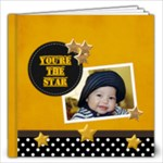 12x12-You re the Star! - 12x12 Photo Book (20 pages)