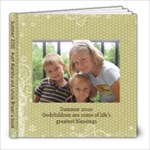 8x8 kids book for family-Marsha and Bryan - 8x8 Photo Book (20 pages)
