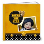 8x8-You re the Star! - 8x8 Photo Book (20 pages)