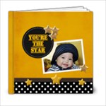 6x6-You re the Star! - 6x6 Photo Book (20 pages)