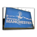 manchester-city-stretched - Canvas 18  x 12  (Stretched)
