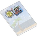 Vacation Large Memo Pad - Large Memo Pads