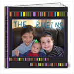 Rhein /brickman - 8x8 Photo Book (20 pages)