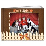 Fall 2010 - 9x7 Photo Book (39 pages)