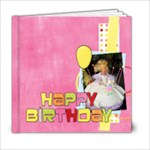 Birthday Daria - 6x6 Photo Book (20 pages)