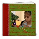 8x8-Christmas- template - 8x8 Photo Book (20 pages)
