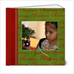 6x6-Christmas- template - 6x6 Photo Book (20 pages)