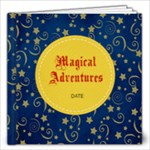 12x12-Magical Adventures - 12x12 Photo Book (20 pages)