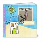 Дария море - 6x6 Photo Book (20 pages)