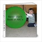 Remmington Book - 6x6 Photo Book (20 pages)