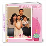 Valerie s 5th Birthday - 8x8 Photo Book (39 pages)