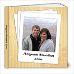 Arizona Book - 8x8 Photo Book (20 pages)