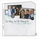 Family Scrapbook 2 - 8x8 Photo Book (20 pages)